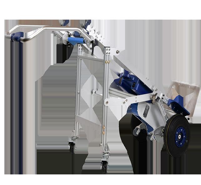 Retractable Support Wheels